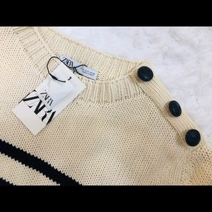 NEW WITH TAGS Zara Sweater